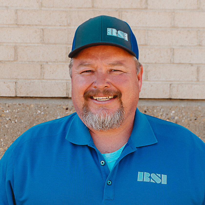 Shane Bradberry, Director of Manufacturing