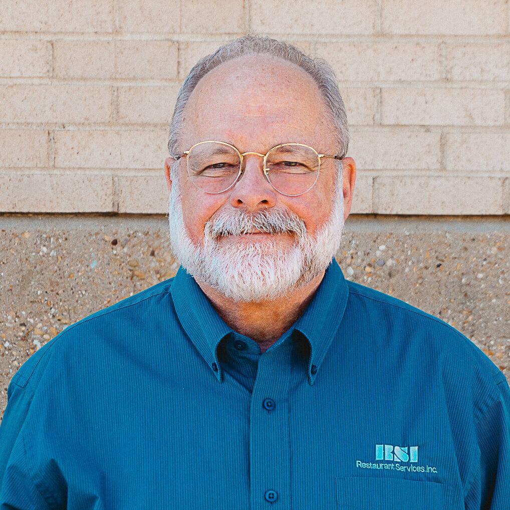 Steve Turnkett, CEO